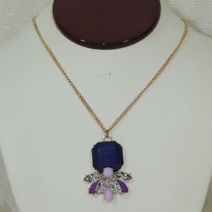 Style and co long necklace